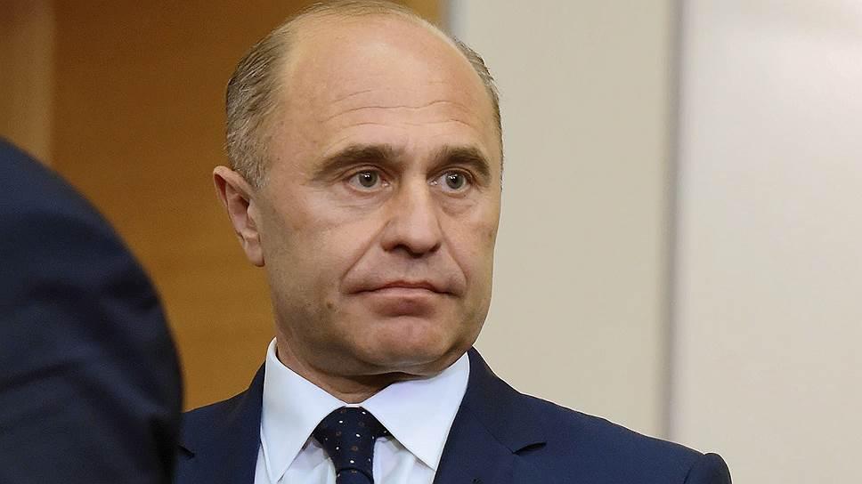 Глава УДП Александр Колпаков