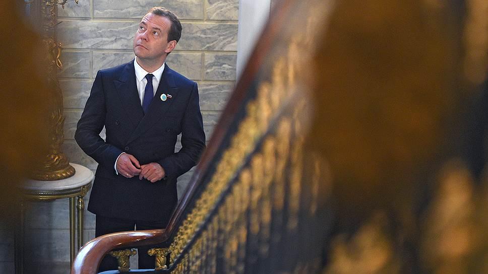 Премьер-министр РФ Дмитрий Медведев увидел в Черноморском регионе потенциал для развития торговли и привлечения инвестиций