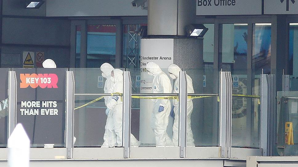 Зарубежные СМИ — о теракте в Манчестере