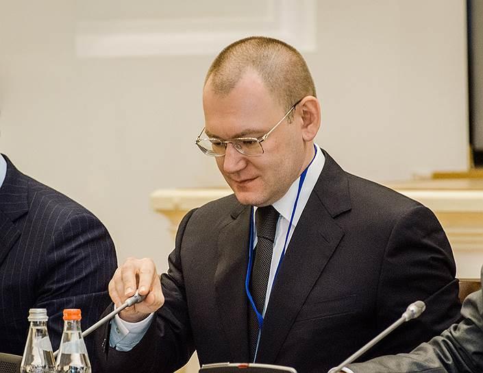 Глава Управления внутренней политики президента Андрей Ярин