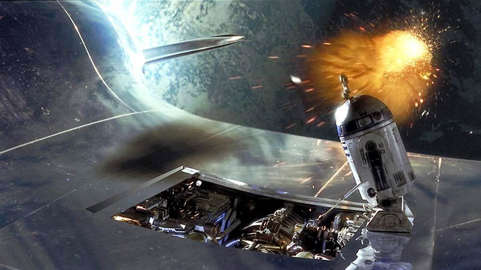 Сколько зарабатывал среднестатистический персонаж «Звездных войн», неизвестно, поскольку немалую часть работ выполняют роботы