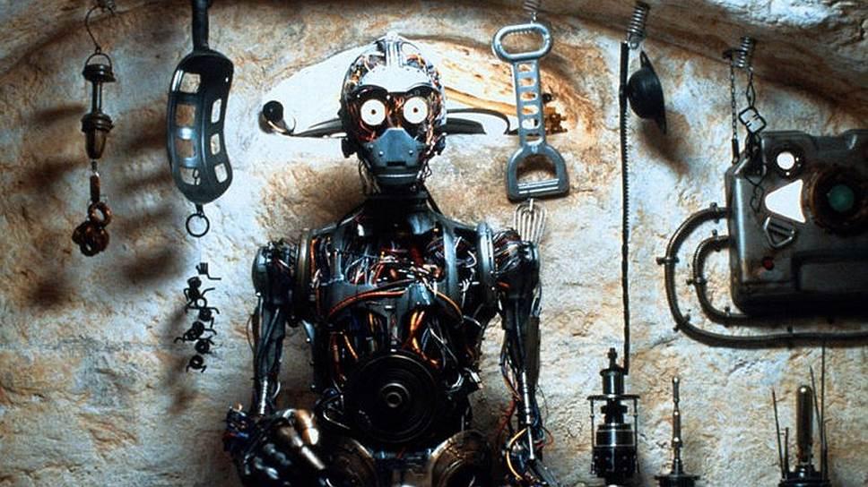 Робототехника — одна из двух известных отраслей промышленности в мире «Звездных войн»