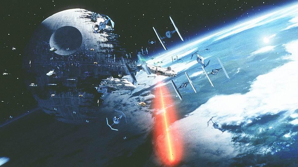 Только стоимость стали для «Звезды смерти II» составляет $419 квинтиллионов по ценам 2012 года
