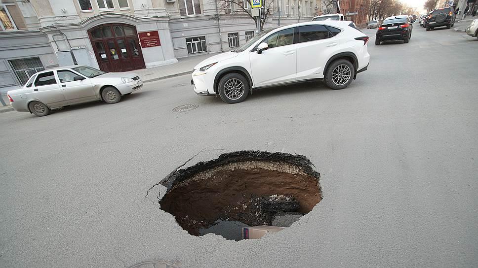 ФСБ и Генпрокуратура узнали все про дороги