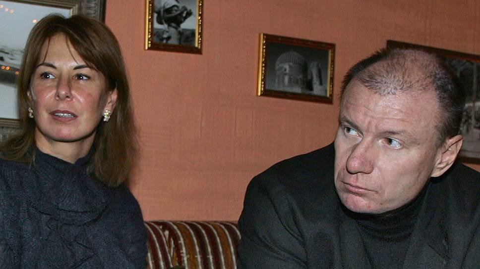 Почему был отклонен очередной иск бывшей супруги Владимира Потанина