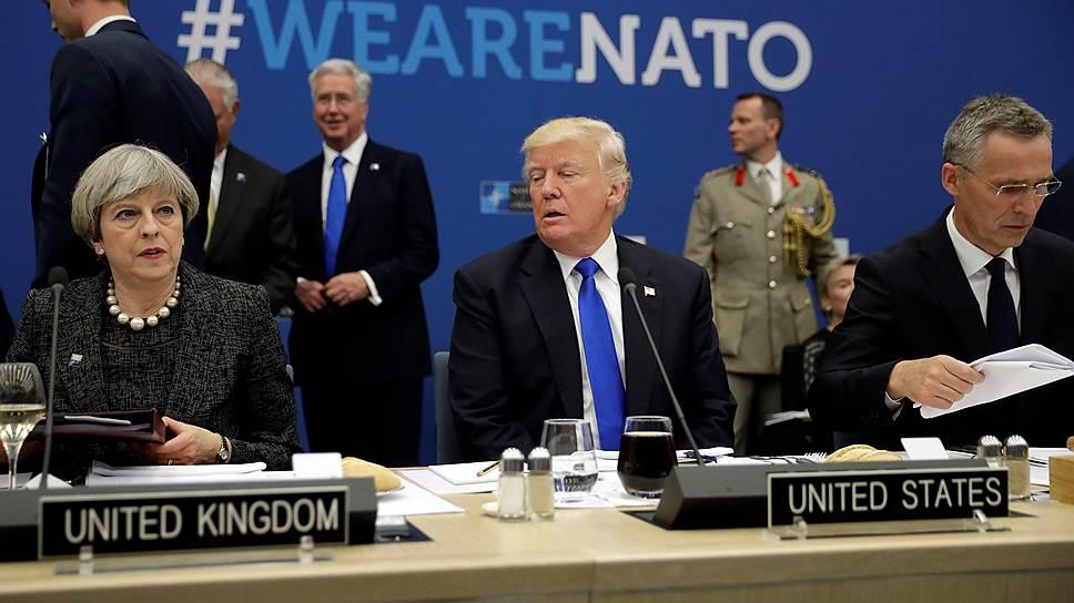 Почему Россия хотела бы другое НАТО