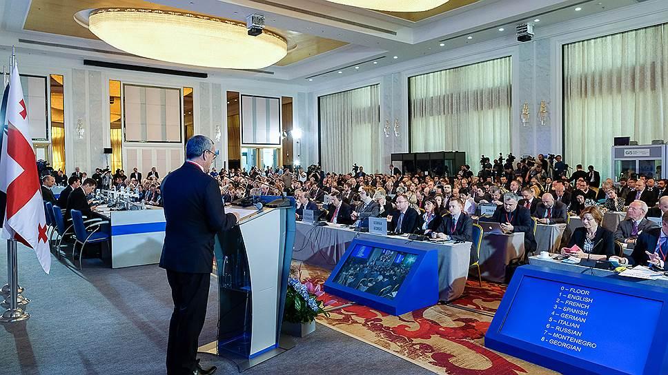 Как прошло заседание Парламентской ассамблеи НАТО в Грузии