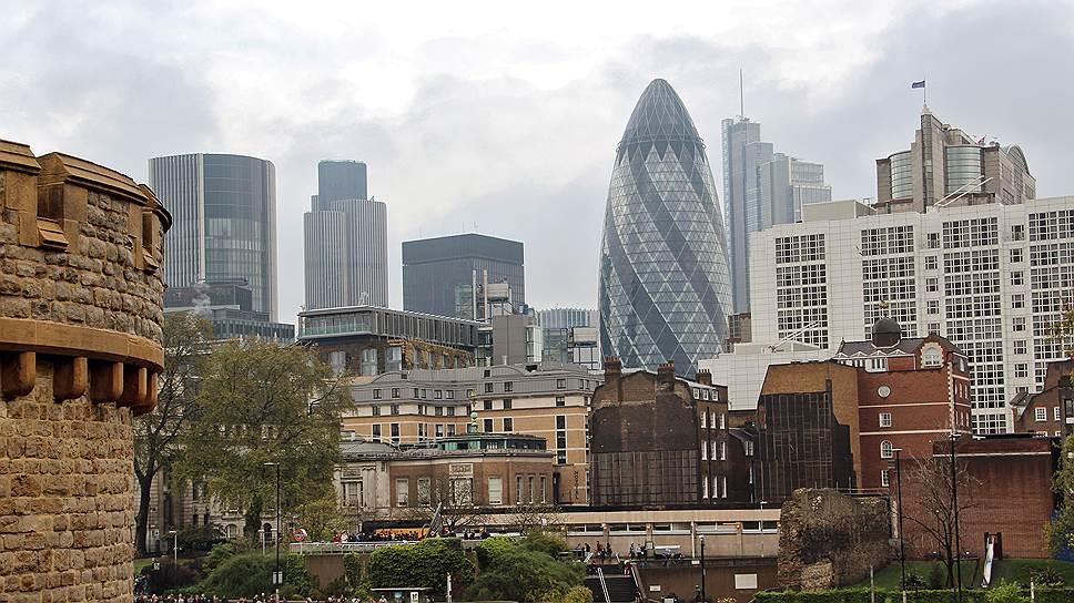 Дешевеющий фунт привел россиян в Лондон