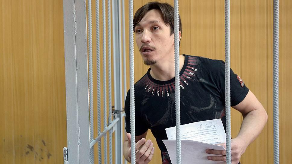 Почему третий фигурант дела о митинге 26 марта Станислав Зимовец не признал свою вину