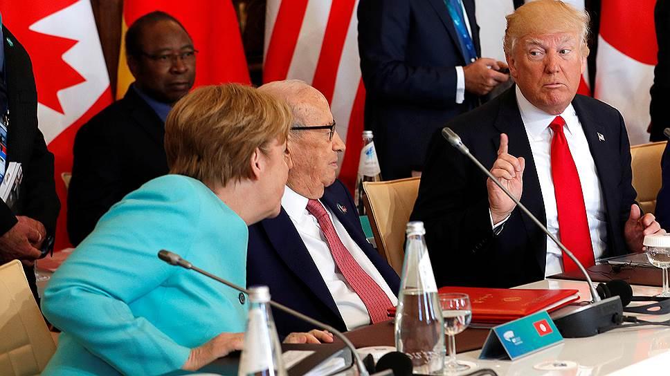 Почему Европа не хочет полагаться на США