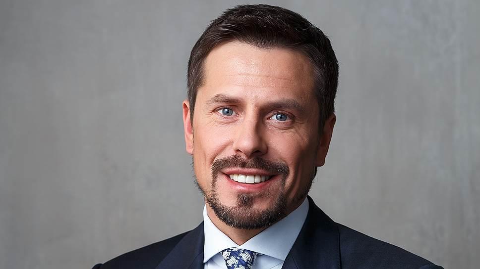 Директор по региональным продажам «Газпром нефти» Александр Крылов