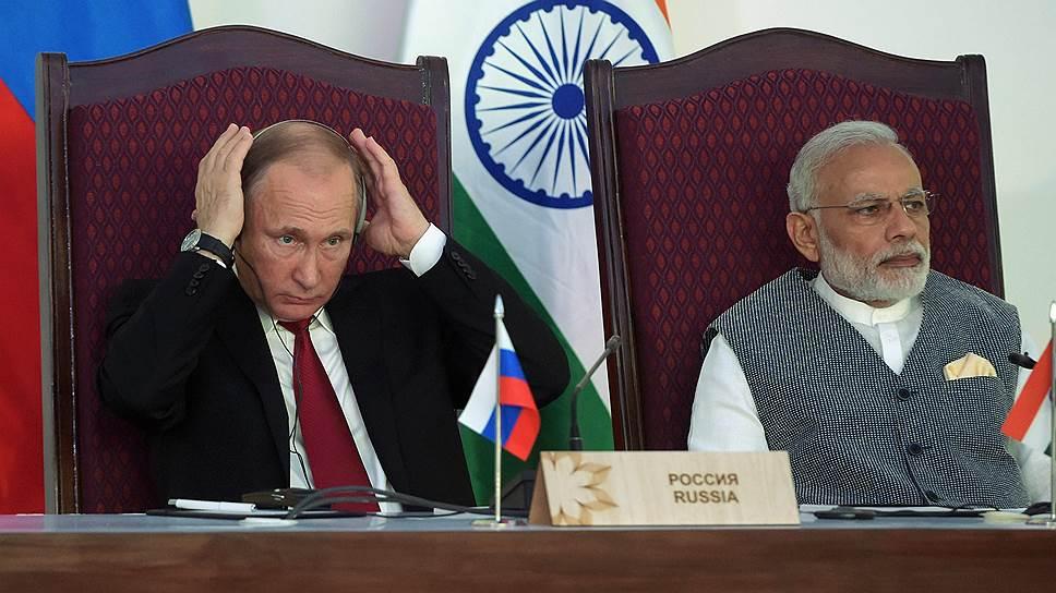 Почему встреча президента России и премьер-министра Индии прошла раньше обычного