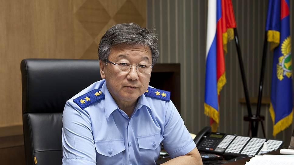 Как главным военным прокурором стал гражданский