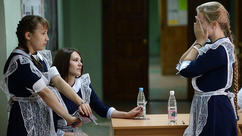 Российские школьники если и списывают на ЕГЭ, то по-тихому — Рособрнадзору известны лишь отдельные случаи