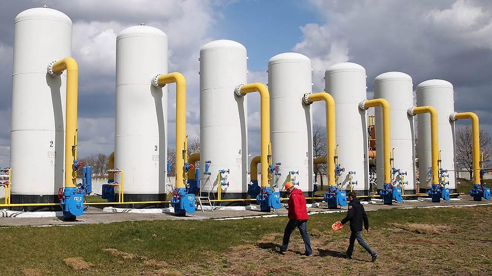 Минюст Украины начал арест активов «Газпрома» в стране