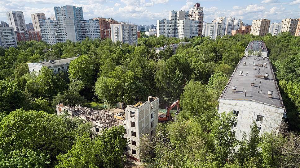 Как в Кремле относятся к московской программе реновации