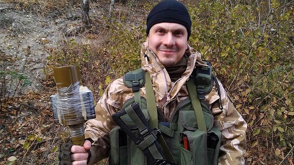 Как разыскиваемый за подготовку покушения на Владимира Путина Адам Осмаев был ранен в Киеве