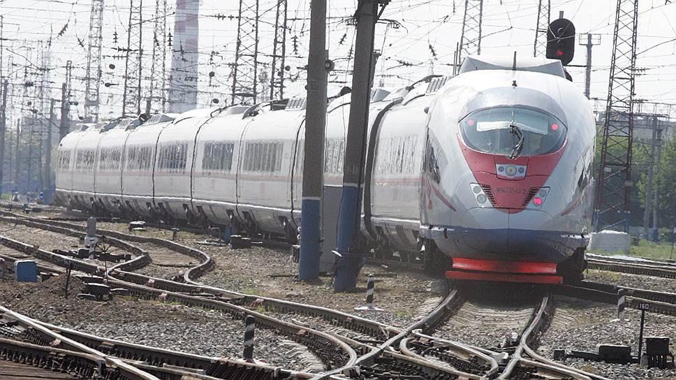Немцы присматриваются ко всей ВСМ Москва—Казань