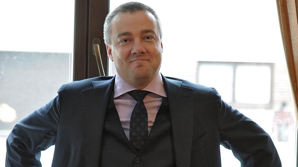 Предприниматель Константин Пономарев