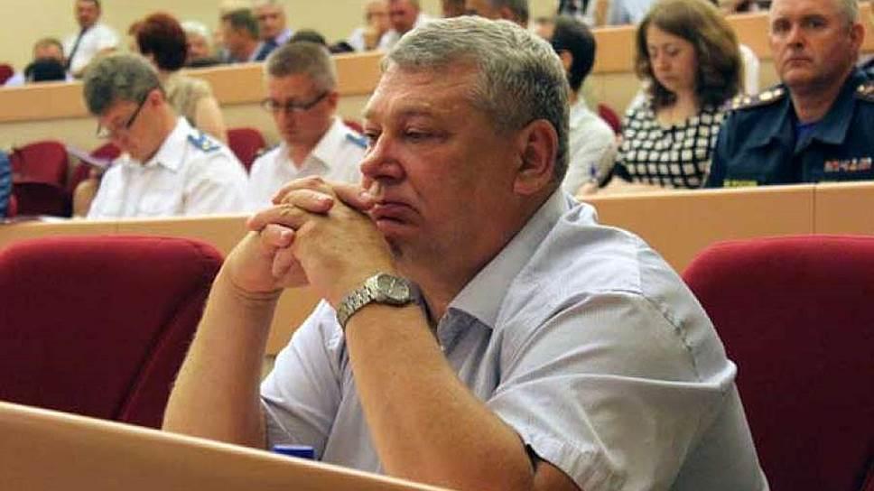 Депутат саратовской облдумы Владимир Дерябин