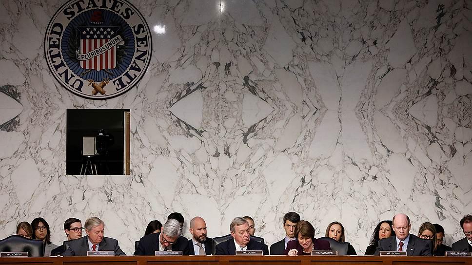 Как Сенат США одобрил новые санкции против России