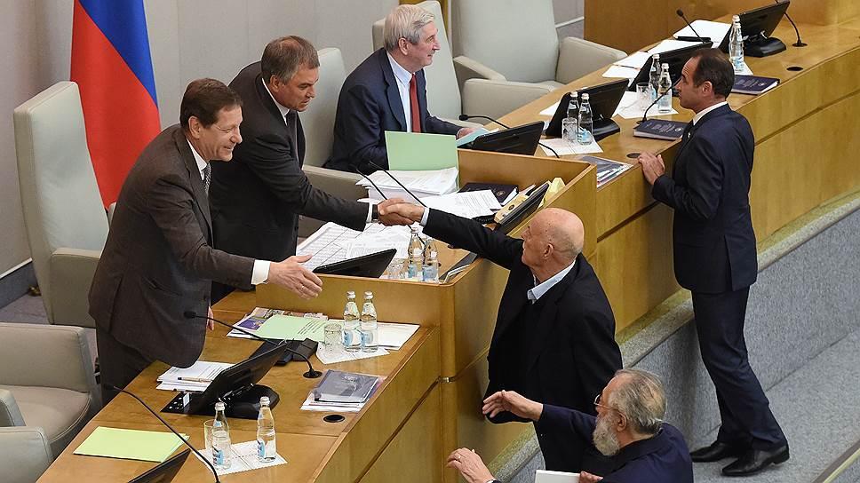 Как закон о реновации в Москве прошел третье чтение