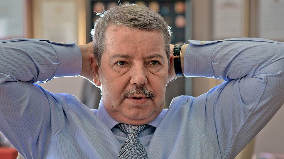 Советник председателя правления банка «Санкт-Петербург» Александр Вахмистров