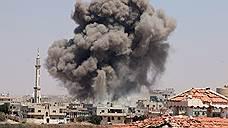 Иран нанес ракетный удар по террористам в Сирии