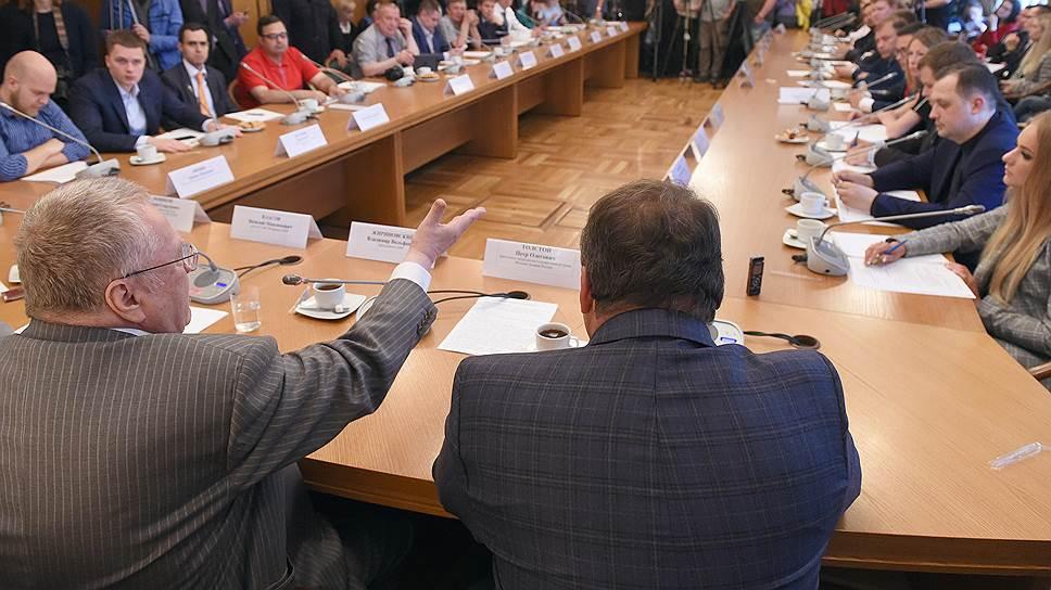 Зачем депутаты Госдумы встретились с блогерами