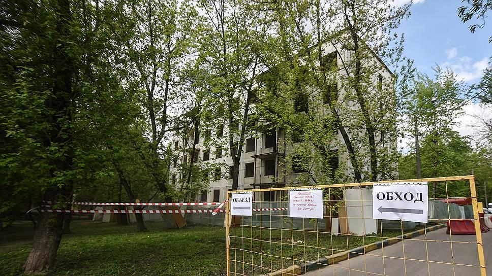 Почему зеленые жалуются на программу сноса пятиэтажек