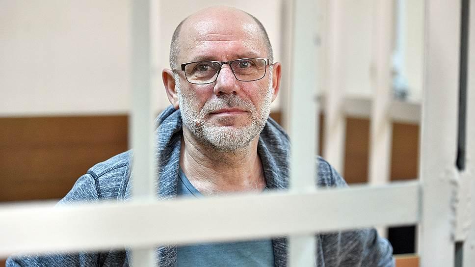 За что арестовали бывшего директора «Гоголь-центра» Алексея Малобродского