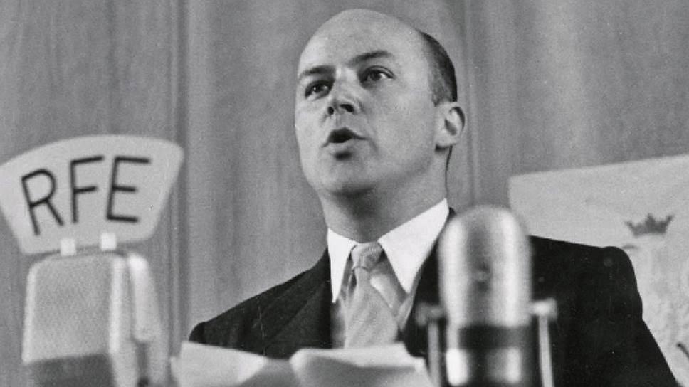 Польский политик и публицист Ян Новак-Езераньский