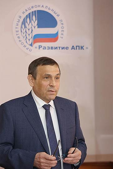 Врио губернатора республики Марий Эл Александр Евстифеев