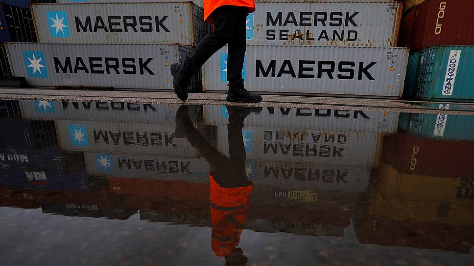 Petya остановил работу грузового терминала Maersk в Мумбаи