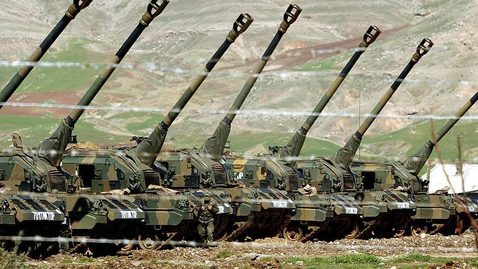 Турция заявила, что готова провести военную операцию в Сирии
