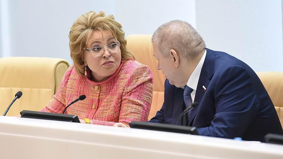 Закон о реновации одобрен в Совете федерации