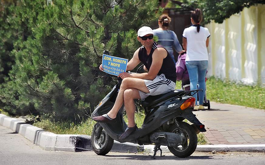 Койка дешевле 500 руб. в сутки почти гарантированно окажется раскладушкой в часе ходьбы от моря