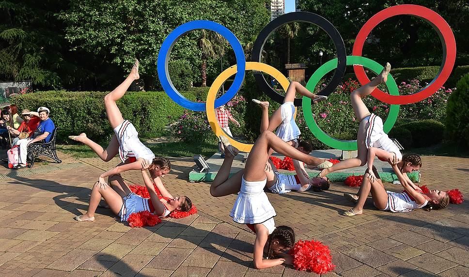 Олимпиада обеспечила Сочи туристами на годы вперед