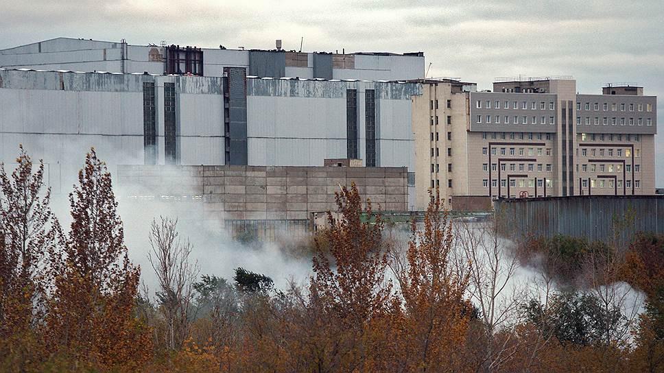 Как в сентябре было возбуждено уголовное дело по факту пожара на РКЦ «Прогресс»