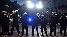 Германия встречает G20 c распростертыми протестами