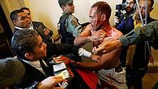 Парламент Венесуэлы взяли штурмом