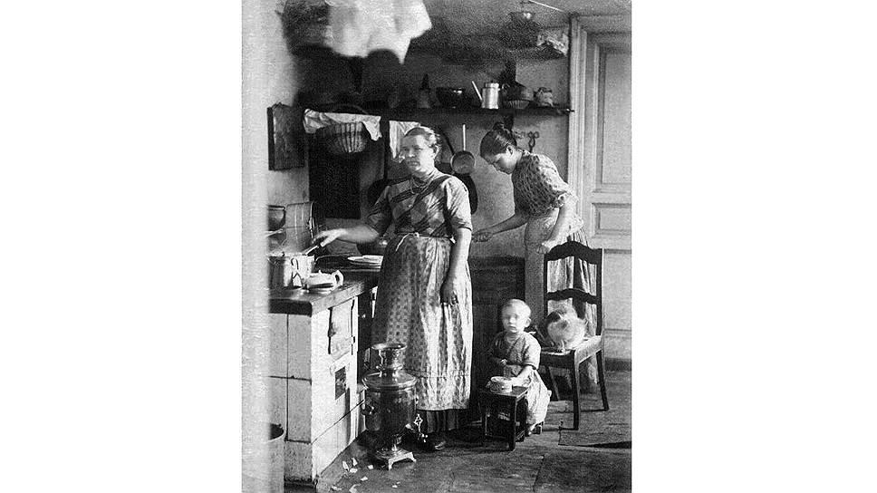 С 1919 по 1921 год плата за коммунальные услуги была отменена, зато были введены нормы потребления воды и электричества