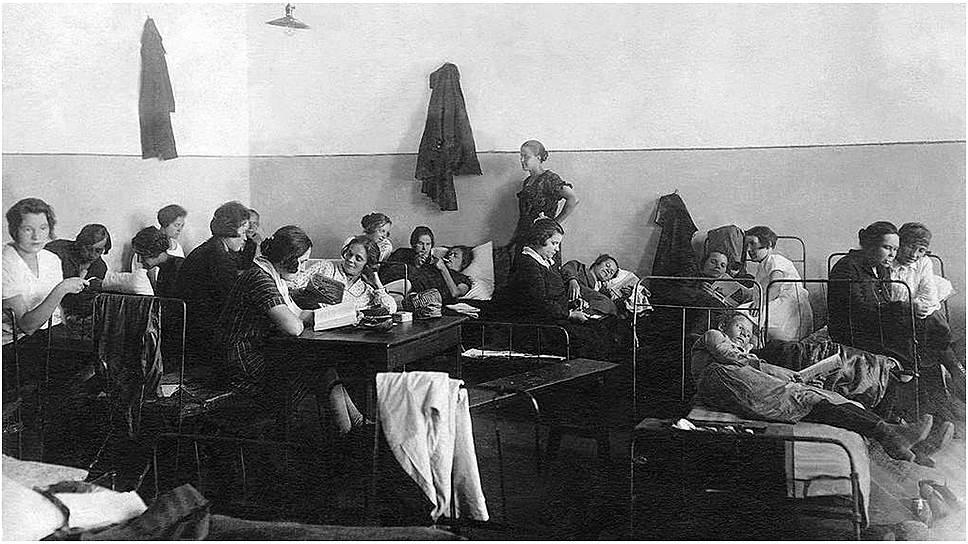 В советской России не было ни одного города, где выполнялись санитарные нормы по количеству проживающих на квадратный метр