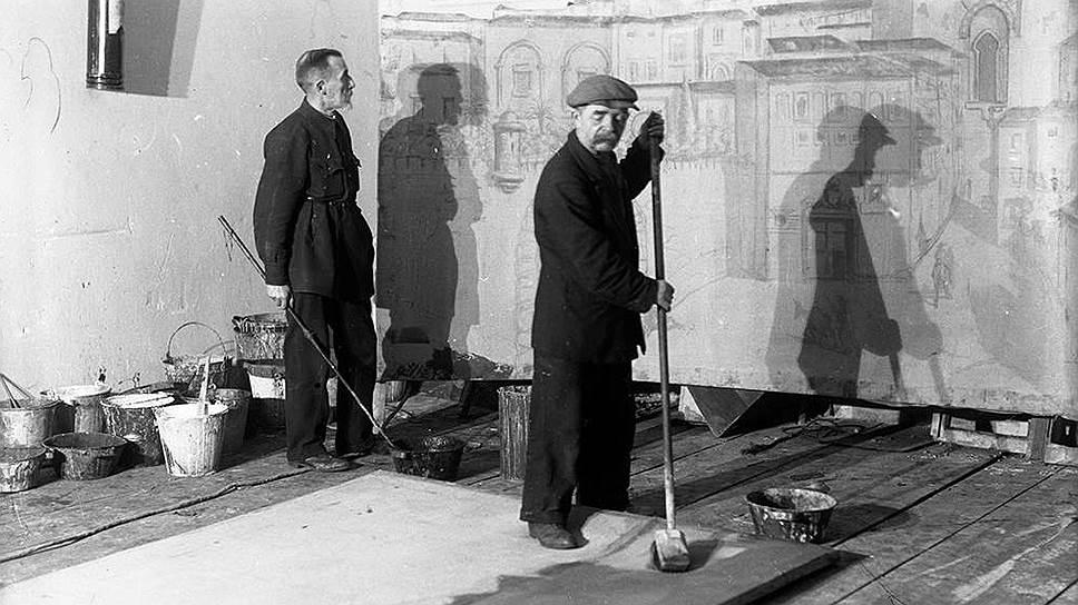 В середине 1920-х заботиться о содержании и ремонте домов обязали жильцов