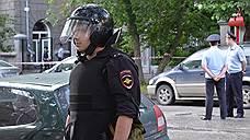 Полиция искала бомбу в штабе Алексея Навального