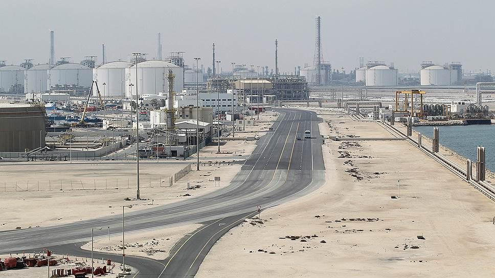 Как международные энергетические корпорации поддержали Катар