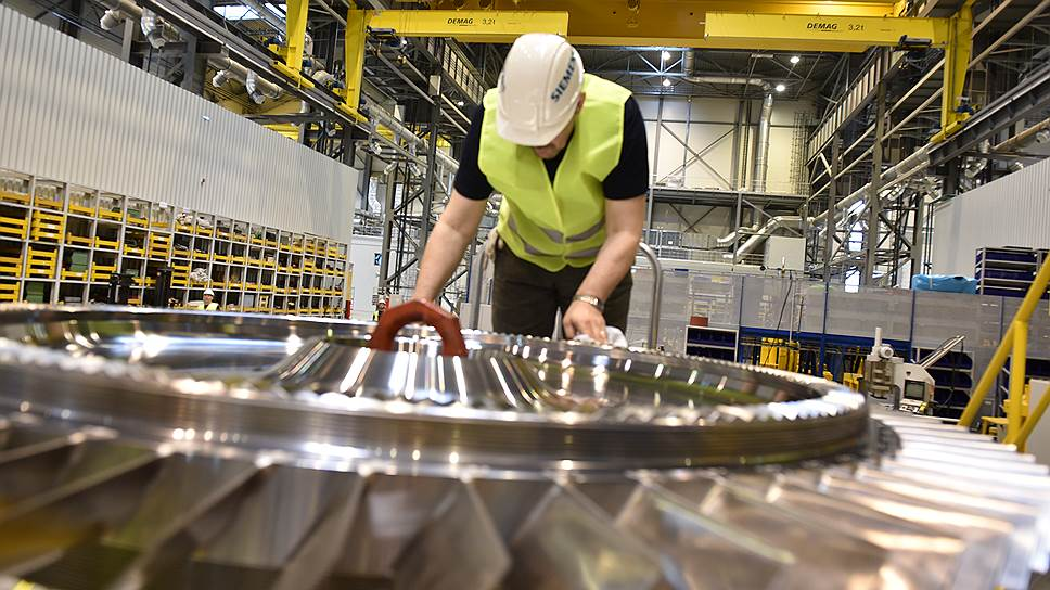 Как турбины Siemens оказались в Крыму
