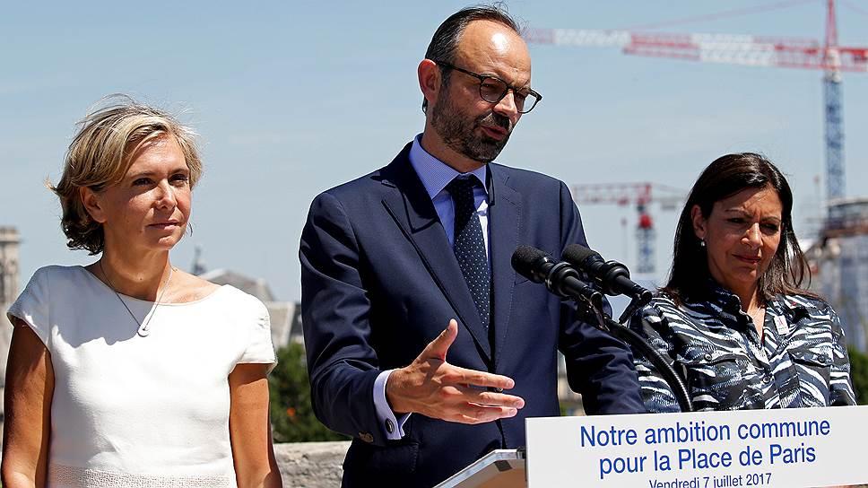 Как Франция собирается переманивать финансистов