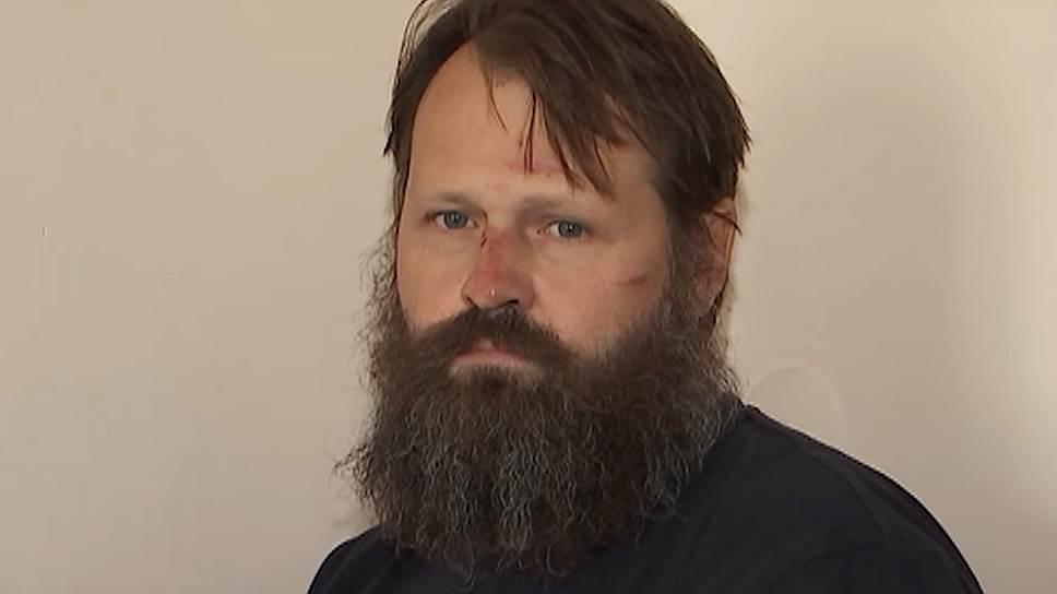 Член ореховской ОПГ Александр Шарапов