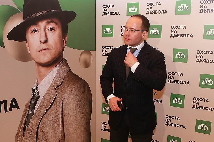 Управляющий директор телеканала РБК Игорь Полетаев